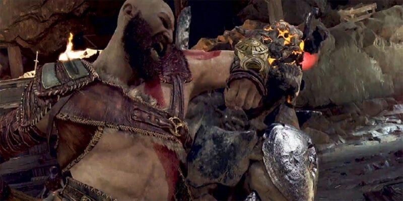 PGW 2017 : Extrait fracassant de God Of War