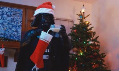Non Luke, Je suis ton Père Noël !