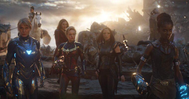 Avengers 100% féminin ?