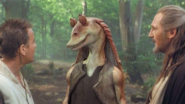 Kenobi : Jar Jar Binks ne sera pas de retour dans la série Disney+